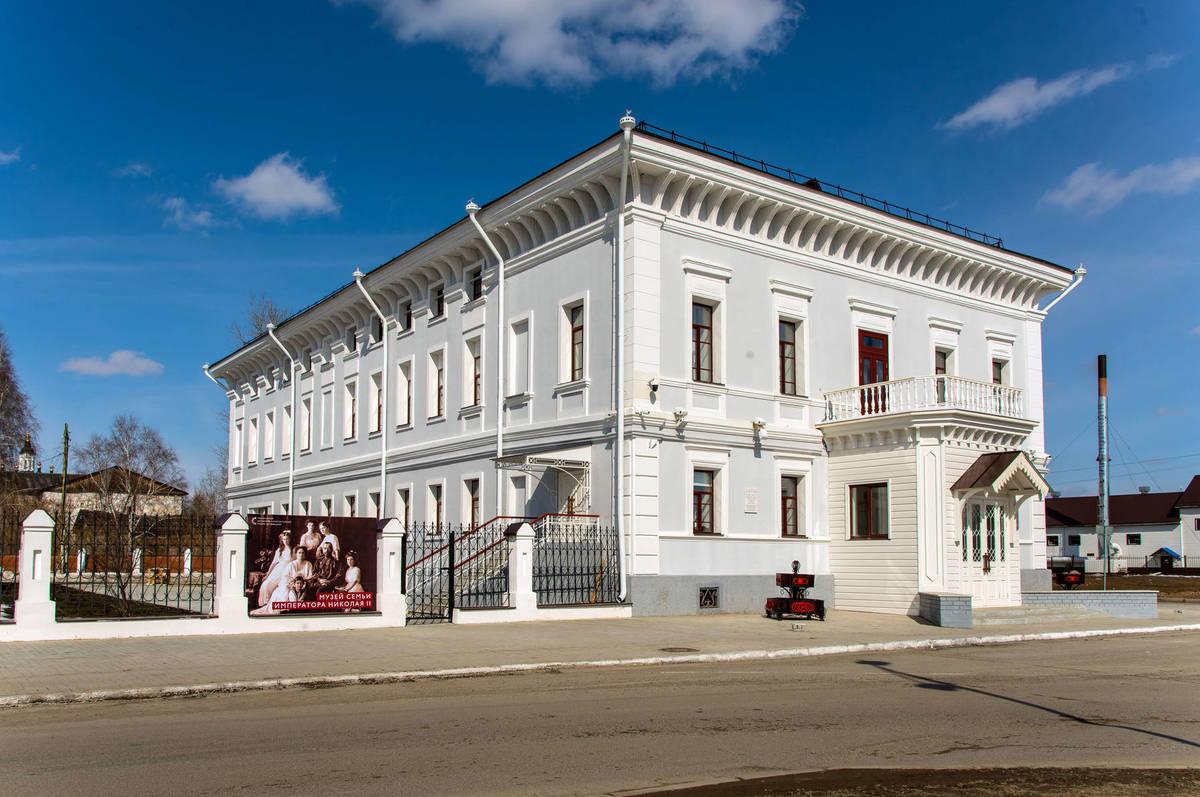 Дом Губернатора, Тобольский кремль, Тобольск, Тюменская область