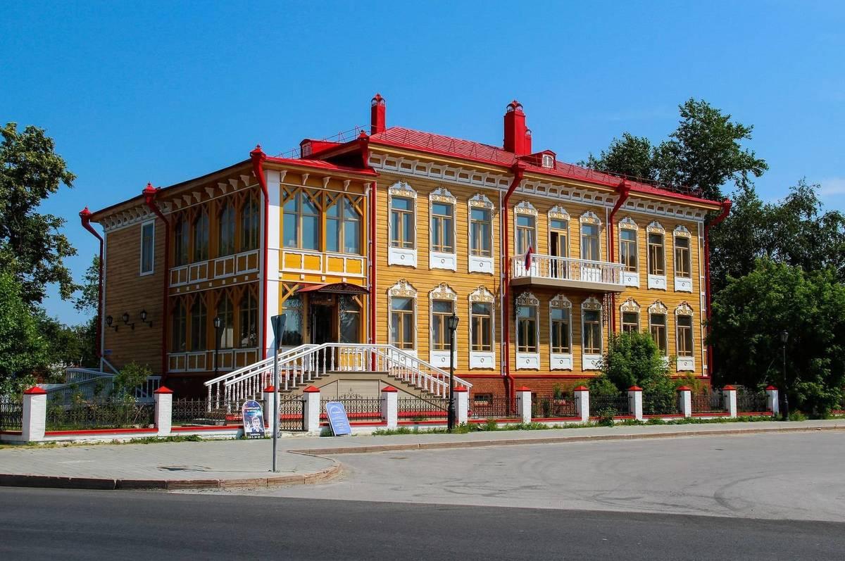 Дом мастеров, Тобольский кремль, Тобольск, Тюменская область