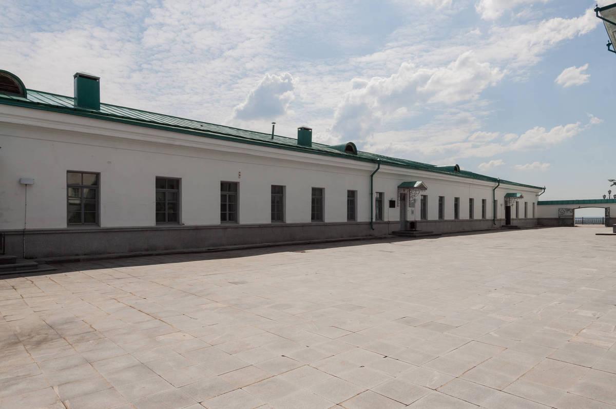 Губернская судебная управа, Тобольский кремль, Тобольск, Тюменская область