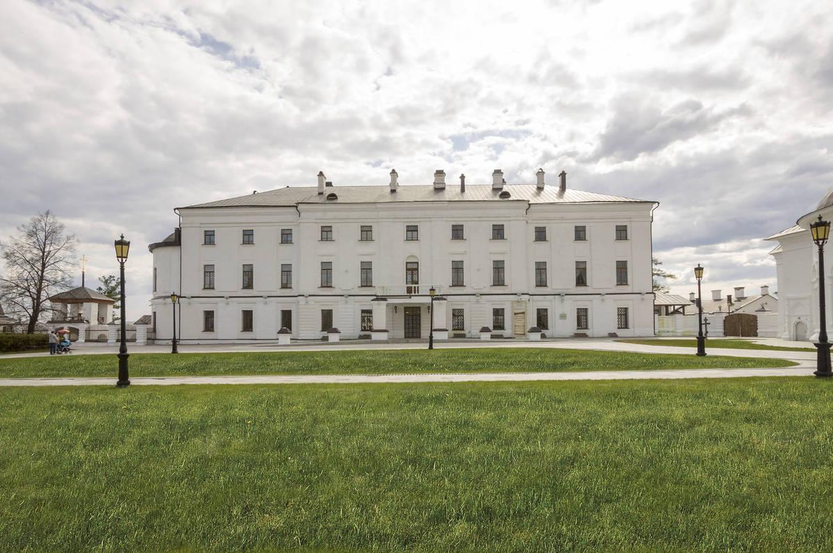 Архиерейский дом, Тобольский кремль, Тобольск, Тюменская область