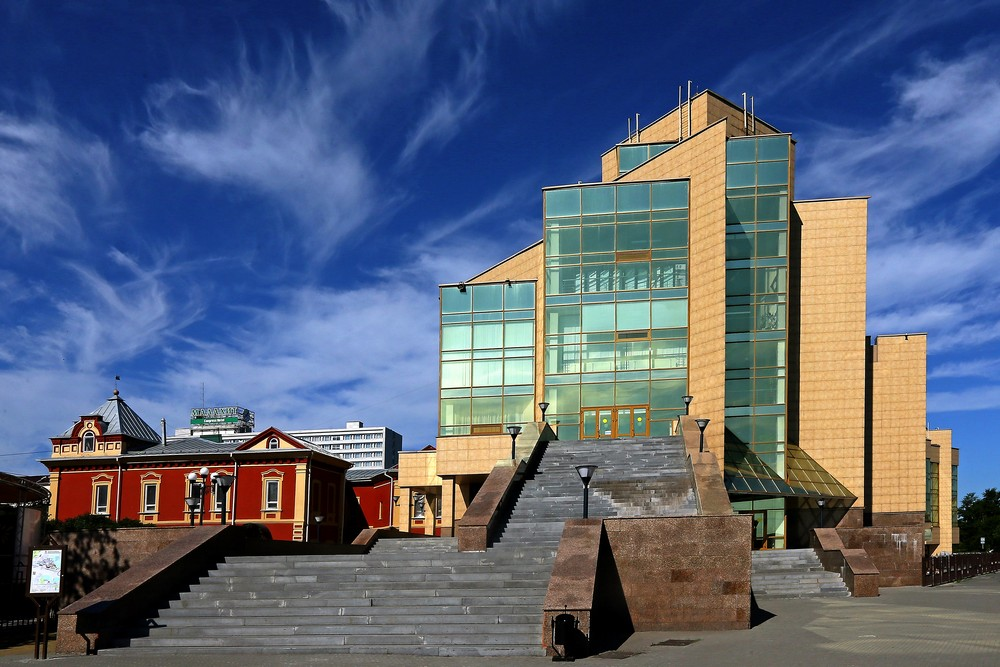 Государственный исторический музей Южного Урала