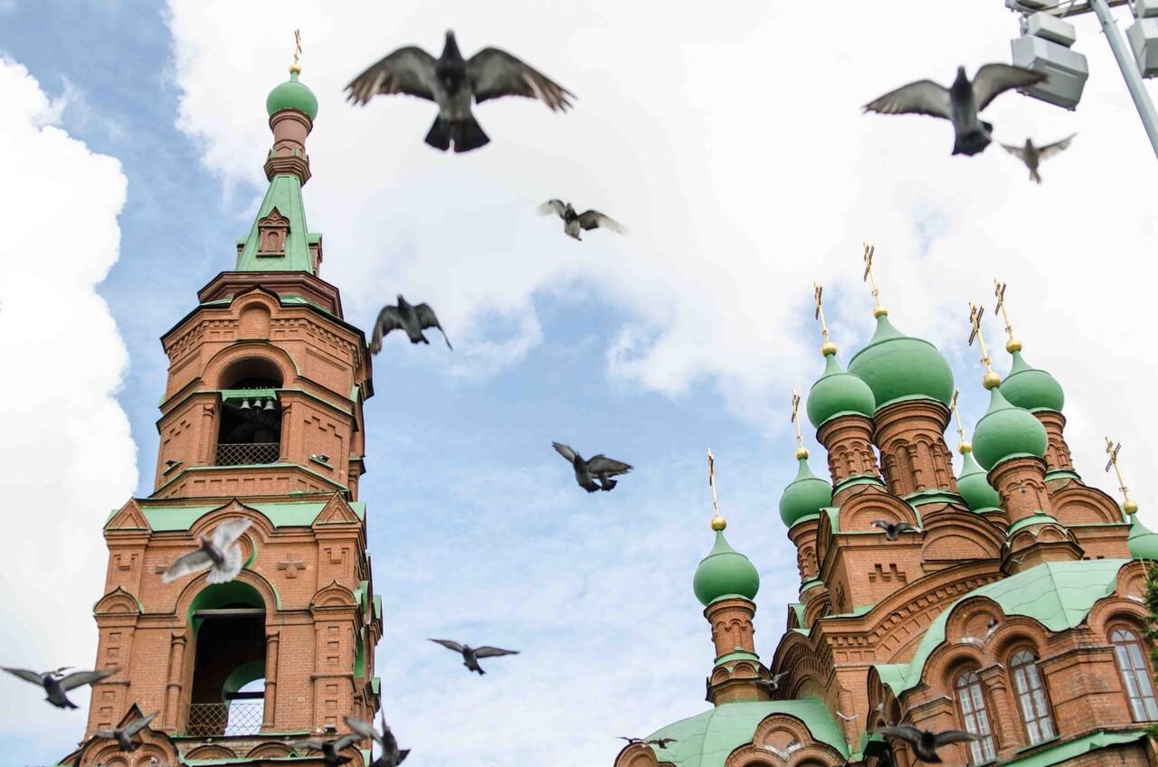 Храм Святой Троицы, Челябинск