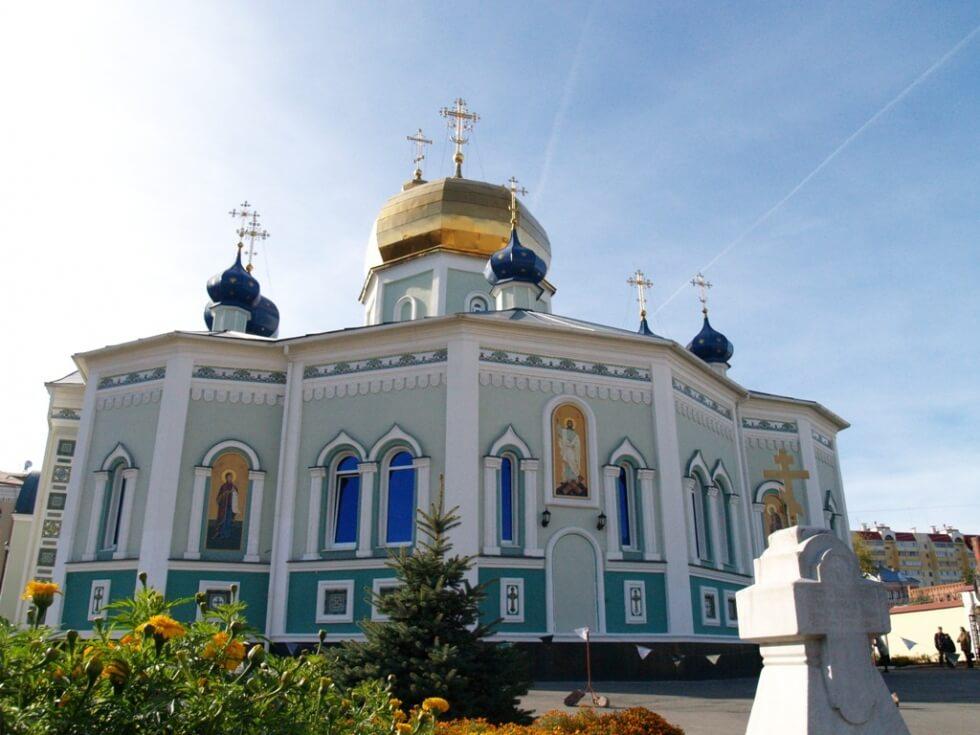 Свято-Симеоновский кафедральный собор, Челябинск