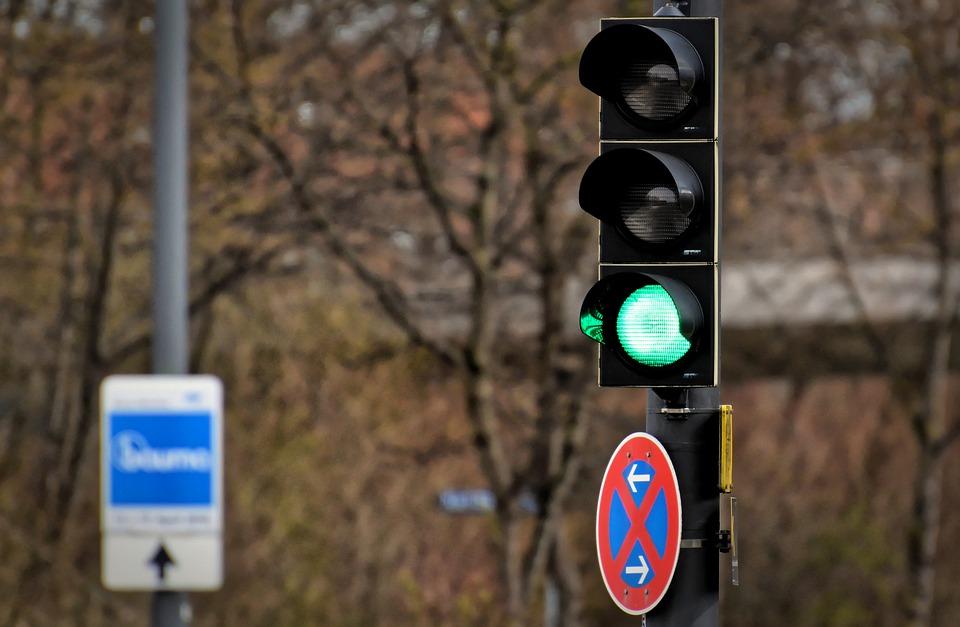 Екатеринбург, Свердловская область, умный светофор, российские дороги