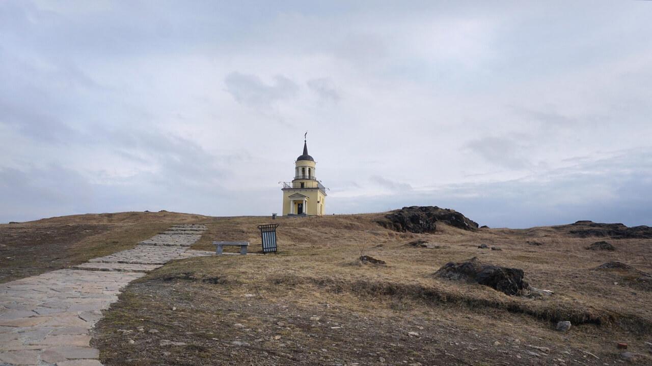 Гора Лисья, Свердловская область