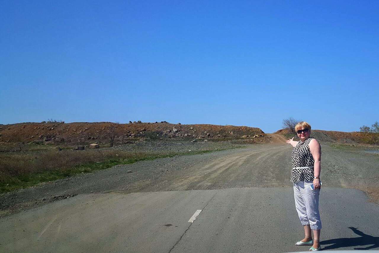 Царская дорога, Аккермановка, Оренбургская область, Южный Урал
