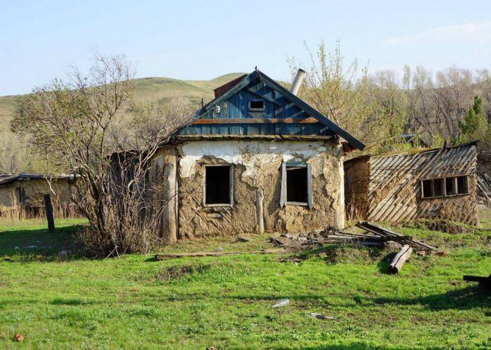 Царская дорога, Казачья Губерля, Оренбургская область, Южный Урал