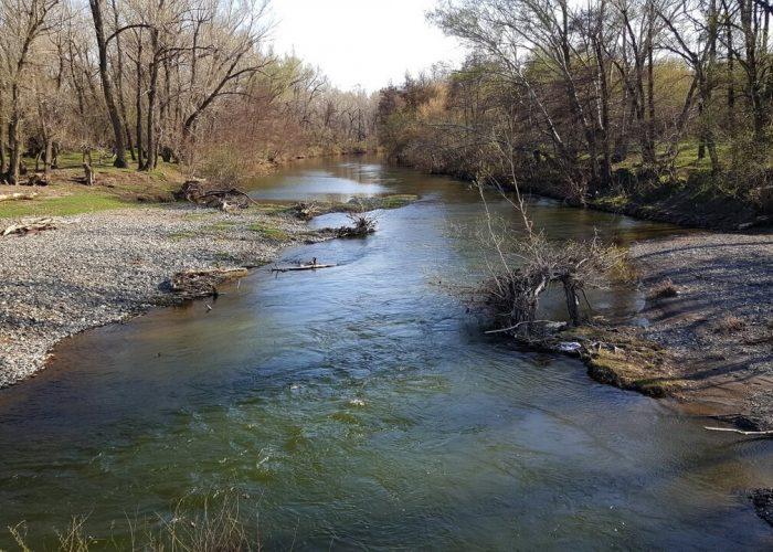Губерля - главная река этих мест