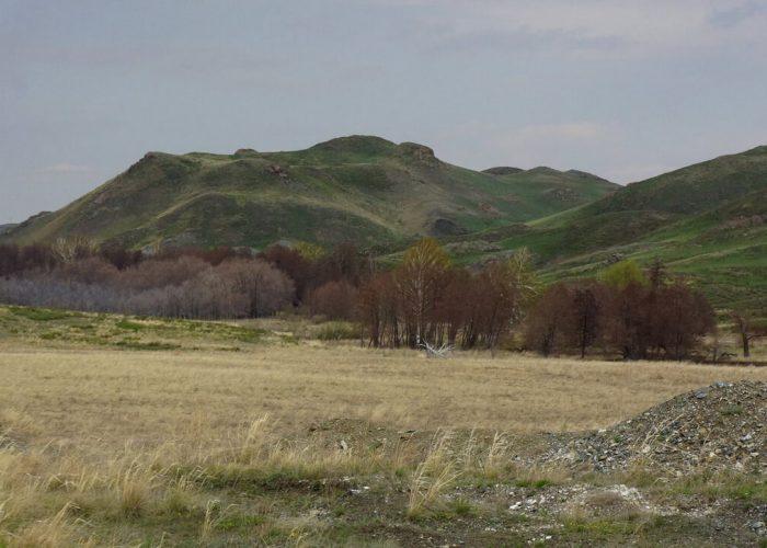 Царская дорога, Оренбургская область, Южный Урал