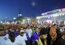 Фестиваль «Царские дни» в Екатеринбурге
