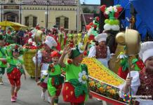 Фестиваль декоративно-прикладного творчества и гастрономии «Земляничный джем» Камышлове