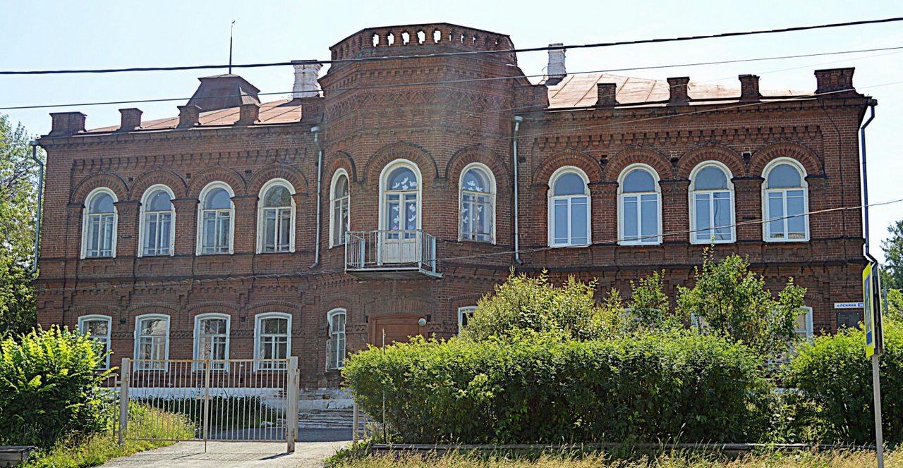Усадьба Поклевских-Козелл, Талица