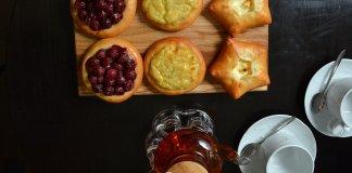 Уральские шаньги от кафе «Три ватрушки»