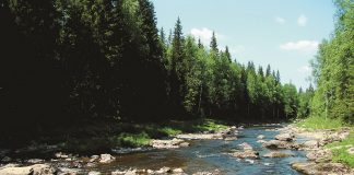 Отдых на Урале в майские праздники