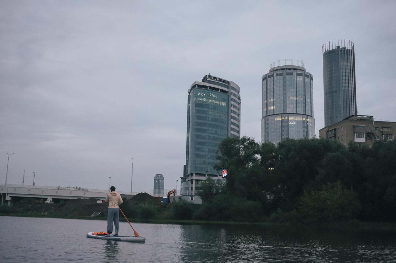 Отзывы о SUP-серфинге от победителей конкурса статей портала «Наш Урал»