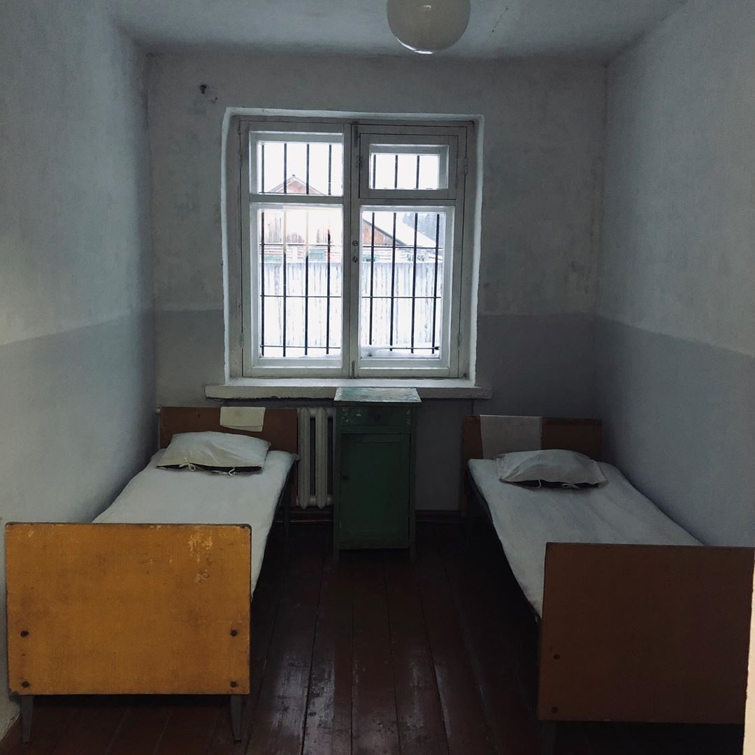Комната для длительных свиданий