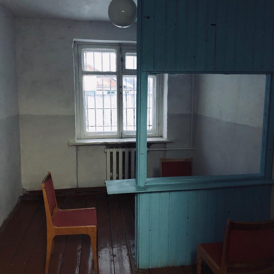 Комната для краткосрочных свиданий