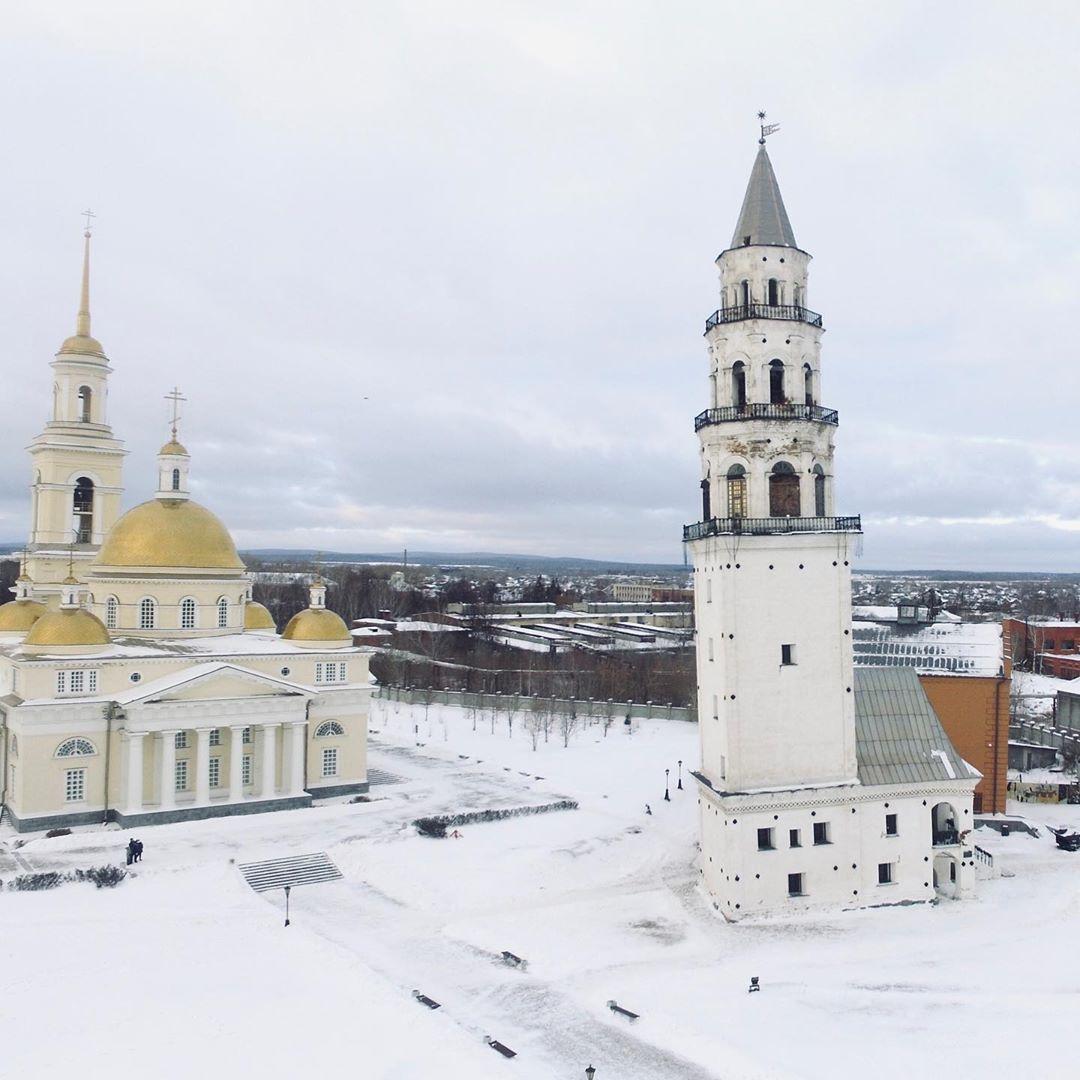 Невьянск, Невьянская башня