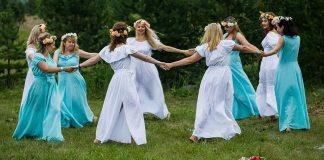 Фестиваль «Уральский хоровод» в Реже
