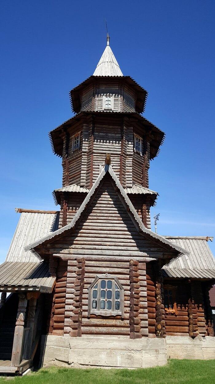 Усадьба и парк Николая Жабина, поселок Луна, Оренбургская область