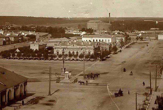 Фото столетней давности
