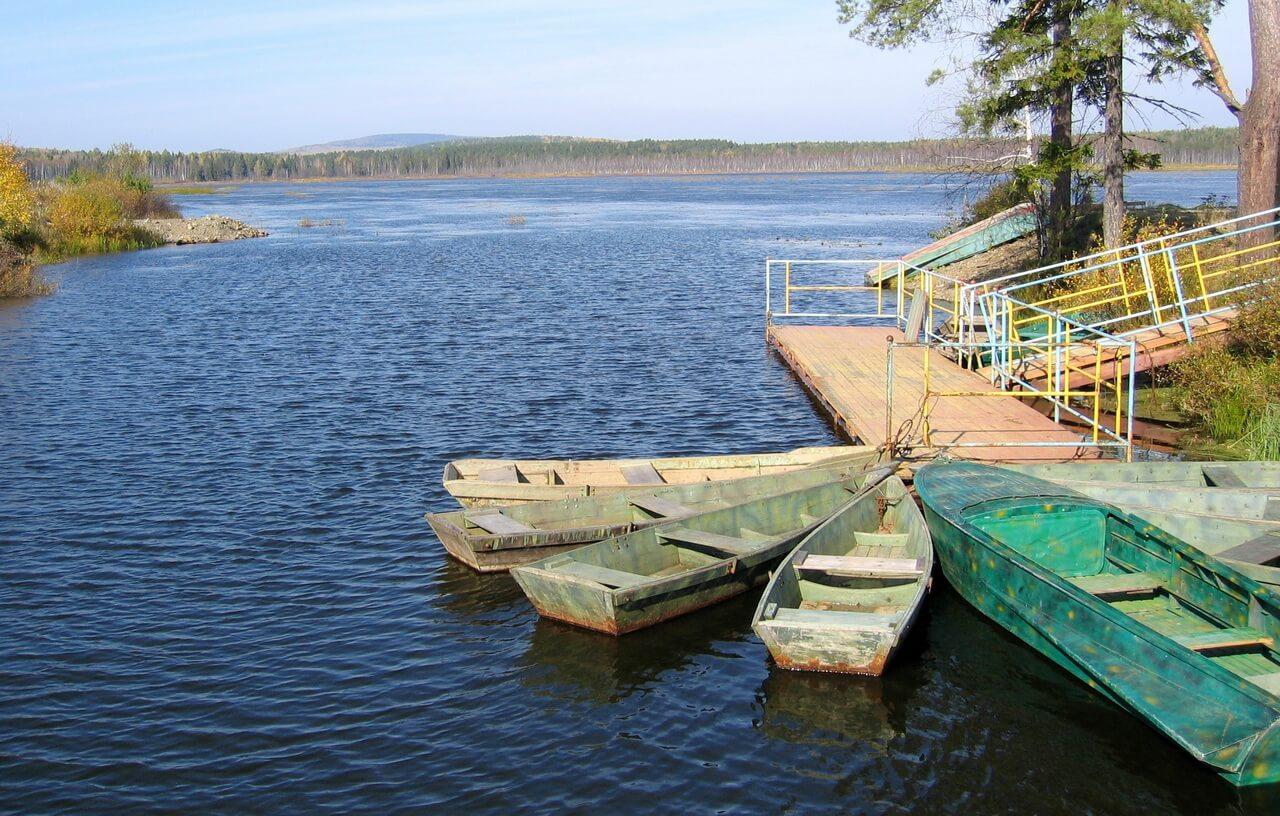 ушковский канал