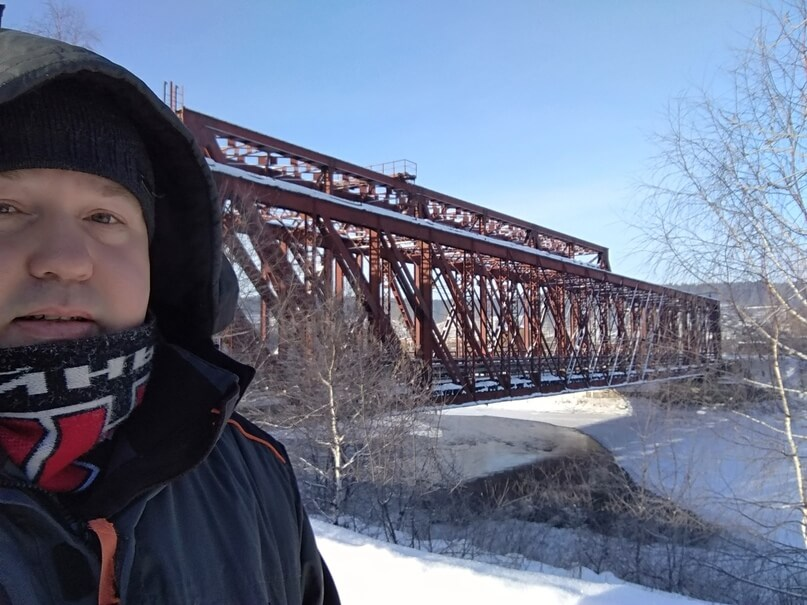 Французский мост, Усть-Катав, Челябинская область