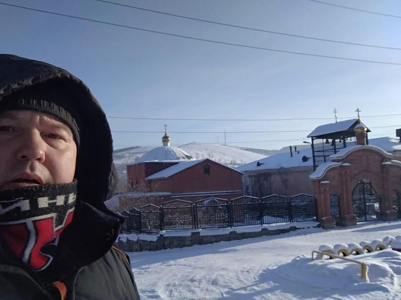 Храм Рождества Христова, Усть-Катав, Челябинская область