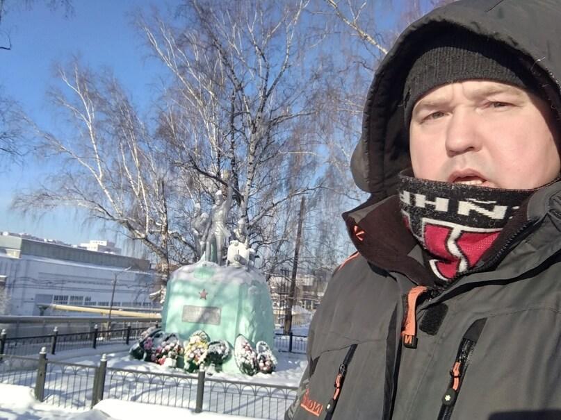 Памятник Борцам революции, Усть-Катав, Челябинская область