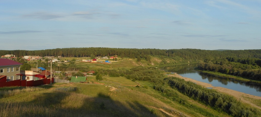 Русский Усть-Маш, Свердловская область