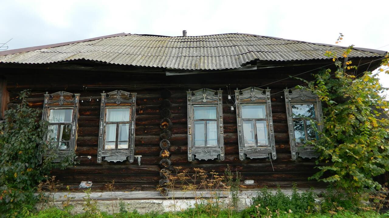 Усть-Торгаш