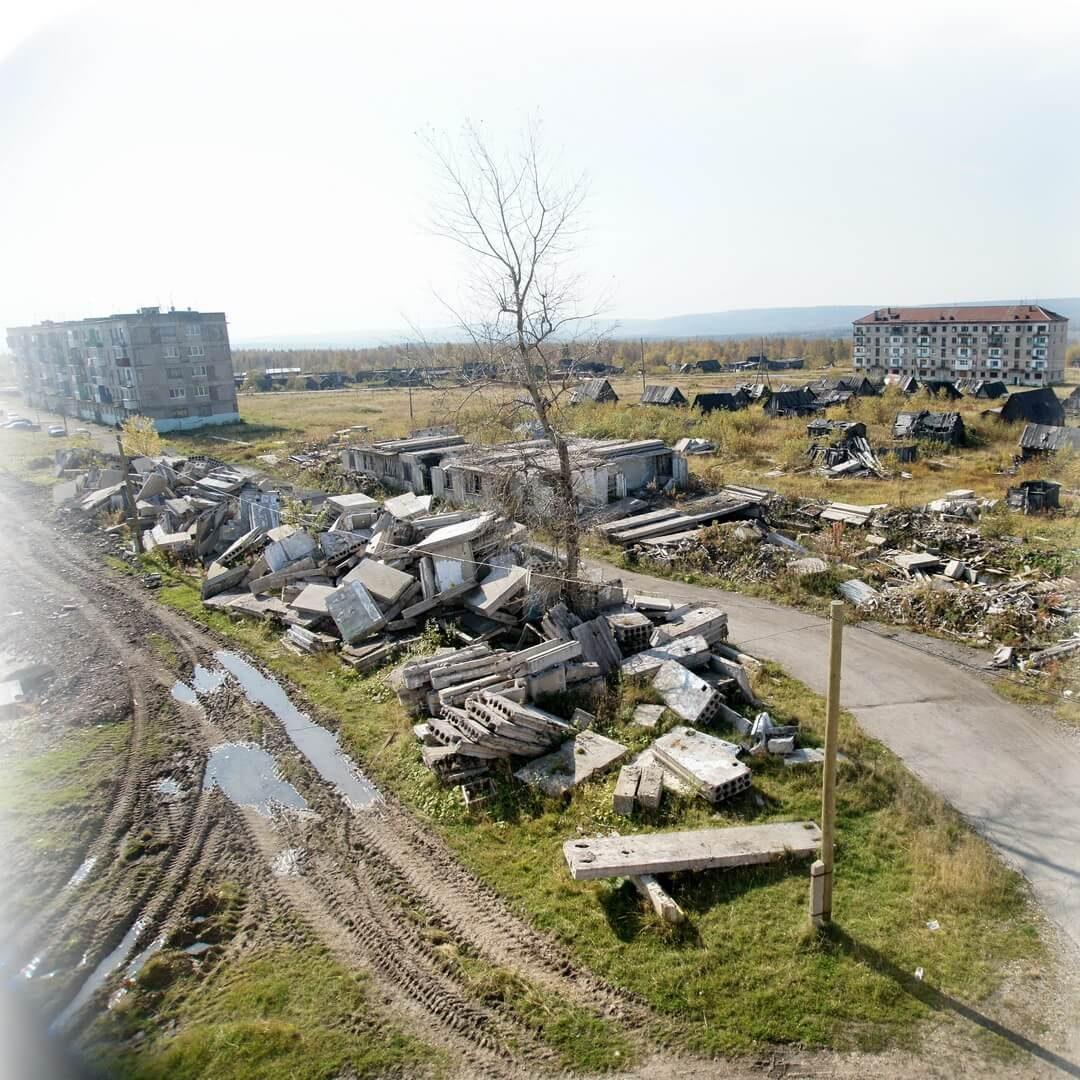 Поселок Юбилейный и Шумовский
