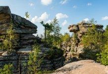 Каменный Город в Пермском крае: описание, как добраться, фото