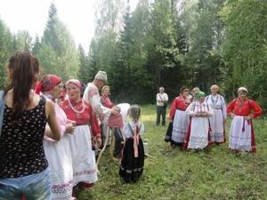 Фестиваль «Проллавер» в селе Большая Коча