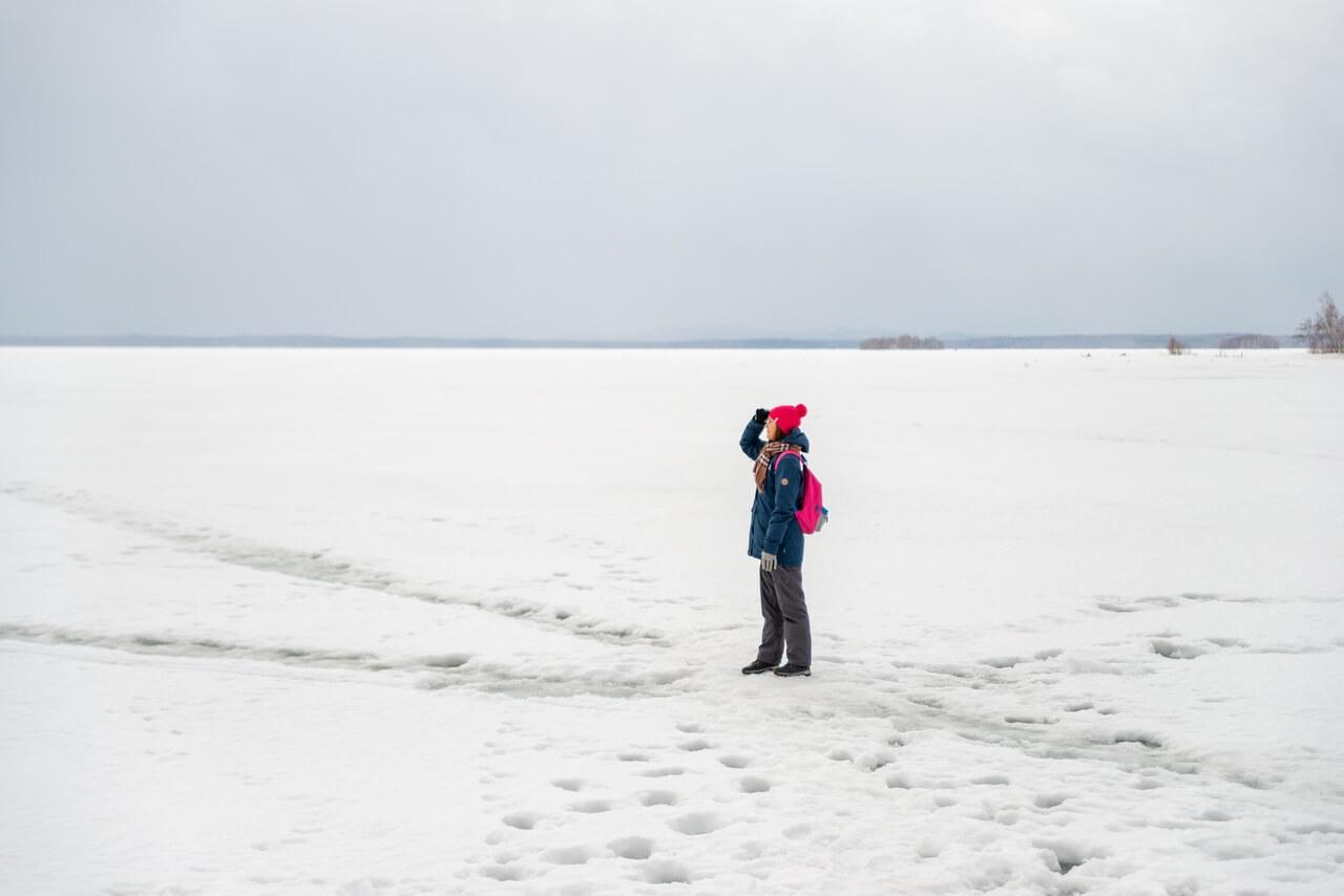 Озеро Увильды, Челябинская область