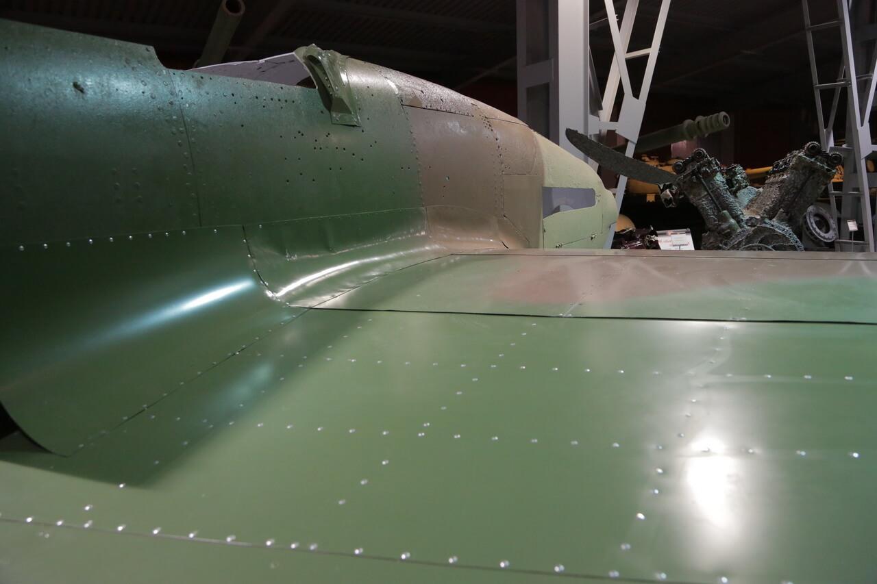 Коллекцию музея Уралвагонзавода пополнил «летающий танк»