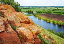 Озеро Каменное, гора Каменная