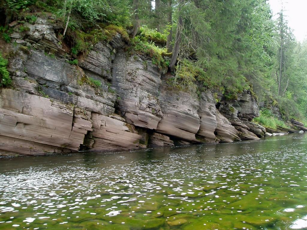 State Nature Reserve Denezhkin Stone: Description 42