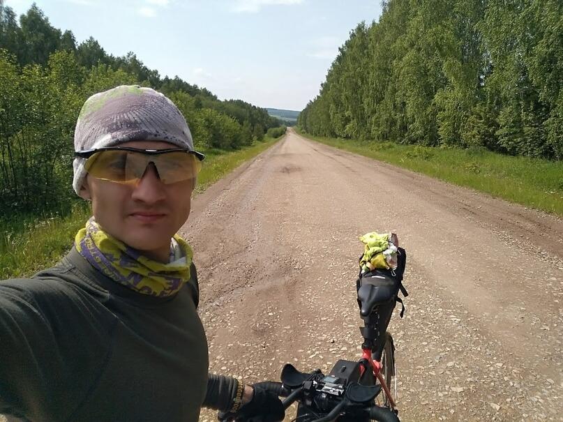 Летний велопоход по Уралу