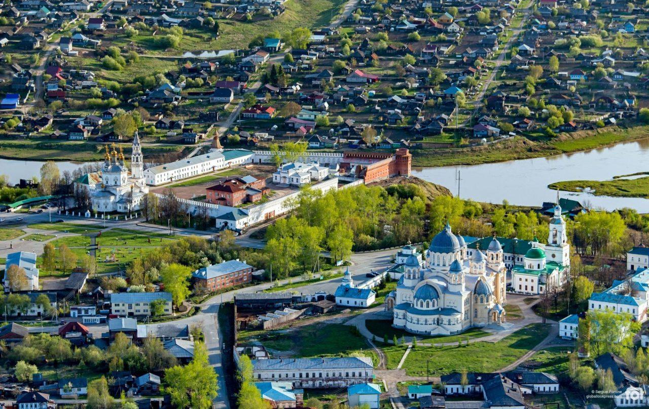 Верхотурье, Меркушино, Свердловская область
