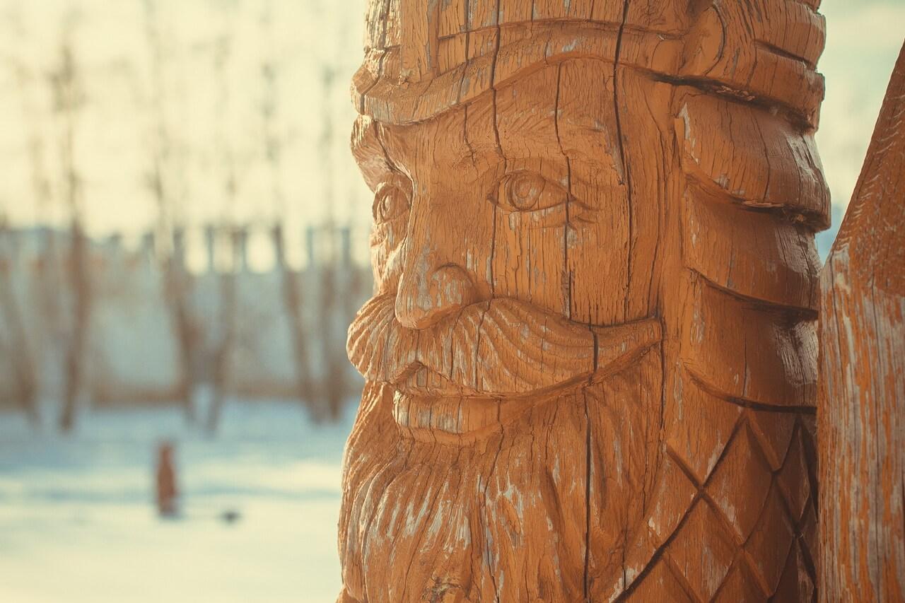 Идолы на детской площадке, Верхотурье, Меркушино, храмы Свердловской области