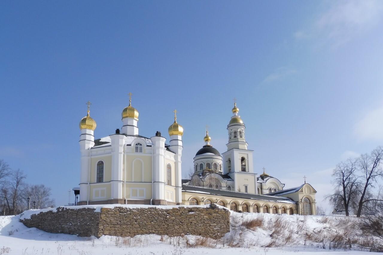 Храм Симеона, Верхотурье, Меркушино, храмы Свердловской области