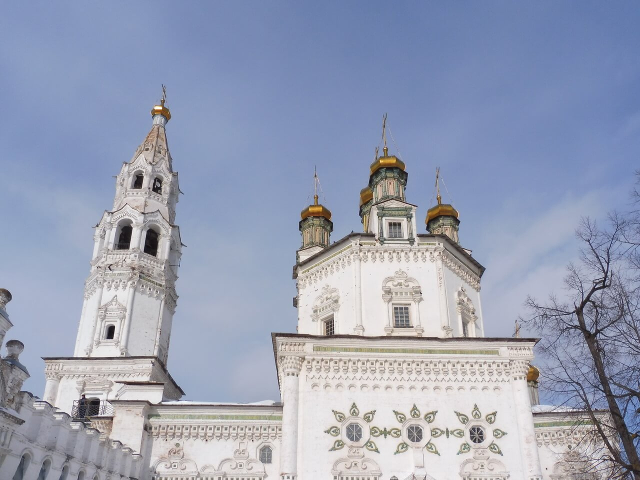 Троицкий собор, Верхотурье, Меркушино, храмы Свердловской области