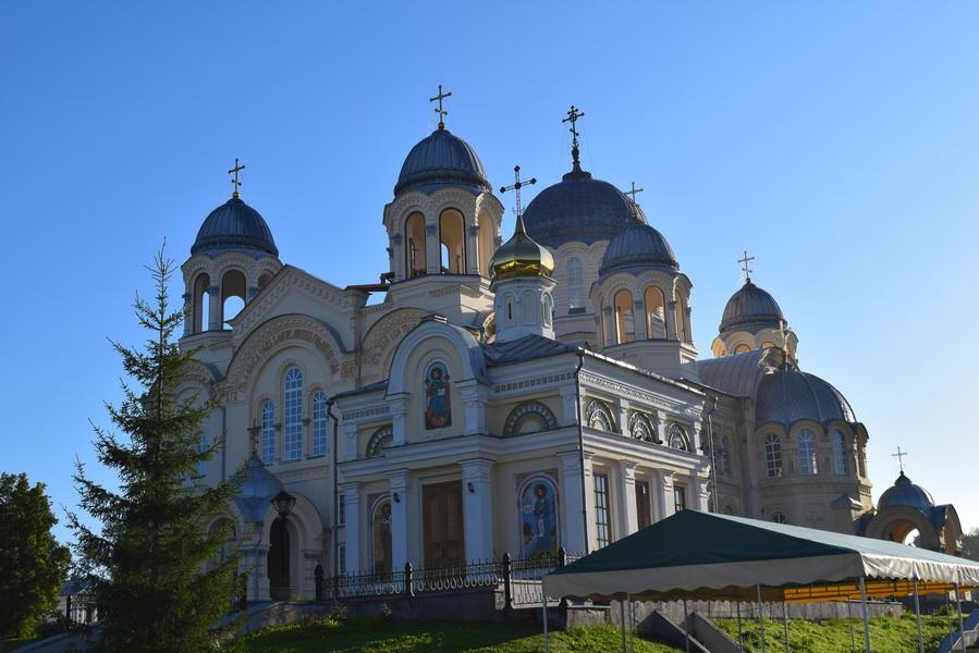 Экскурсия в Верхотурье с посещением села Меркушино