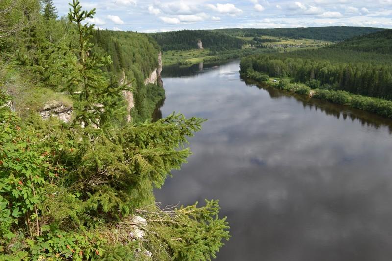 Достопримечательности реки Вишера