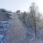 Лыжный поход на Вишневые горы и Аракульский шихан