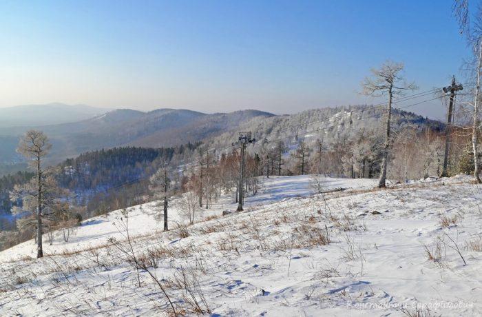 Хребет Вишневые горы