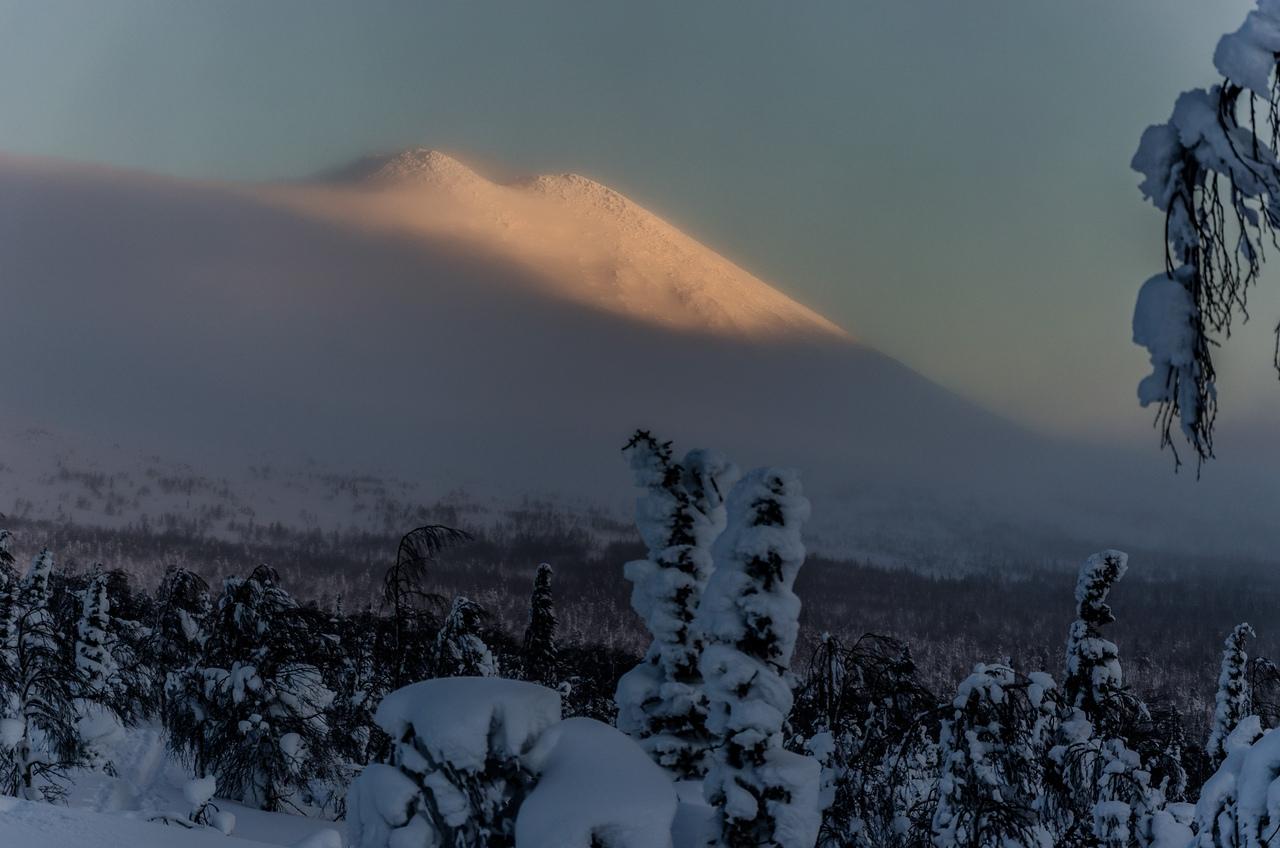 гора Хусойк, заповедник «Вишерский»