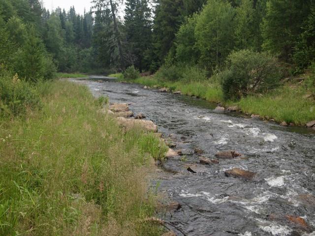 Река Сулём, Висимский заповедник, Висим, Свердловская область