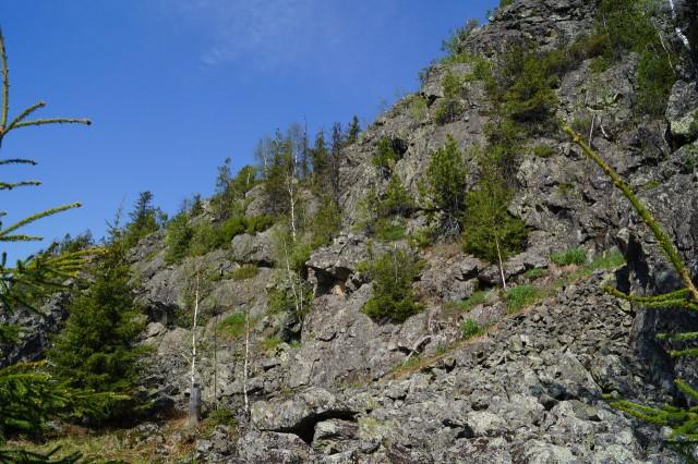 Гора Старик-Камень, Висимский заповедник, Висим, Свердловская область